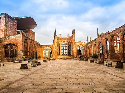 historic coventry cathedral
